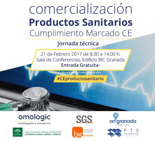 Cartel Comercialización Productos Sanitarios